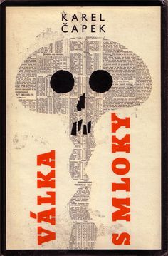 Cover from 1960s Czechoslovakia