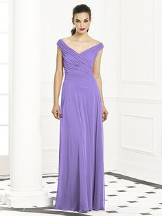 After Six Bridesmaids Style 6667 http://www.dessy.com/dresses/bridesmaid/6667/