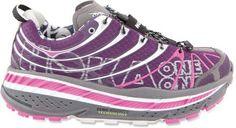 Hoka One One Stinson Evo Trail-Running Shoes - Women\'s