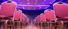 Riverside Conference - Theatre Style - Venue 360 - Riverside Events