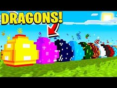 Minecraft Videos, Minecraft Mods, Dragon Egg, Fire Dragon, Minecraft Wither, New Technology Gadgets, Dragon Artwork, 10 News, Guinea Pigs