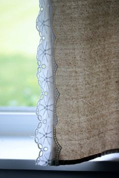 One Drop Cloth: 50+ DIY Decorating Ideas & Projects