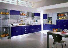 Contemporary Dream Kitchen Interior Design by Scavolini Spa, Italy