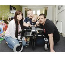 Can you help give Oli the chance to walk?  The parents of a two-year-old toddler have launched a campaign to raise £85,000 to pay for a life-changing operation to help him to walk. http://just4children.org/news/can-you-help-give-oli-the-chance-to-walk/