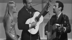 Puff The Magic Dragon -- Peter, Paul & Mary ~ Live 1965 (please follow minkshmink on pinterest)