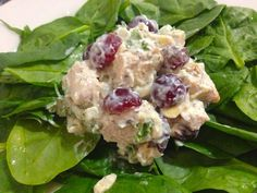 WIAW: Skinny Chicken Salad - To Live & Diet in LA