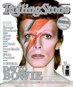 Saiba tudo sobre o novo disco de David Bowie, relembre entrevistas e conheça a discografia do músico:  http://rollingstone.com.br/edicao/edicao-77/onde-ele-esta-agora