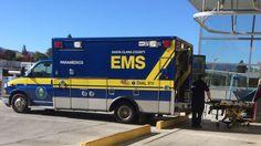 Rual Metro Ambulance, Santa Clara County EMS. California
