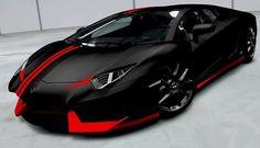 Tener un Lamborghini