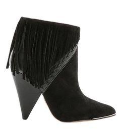 Iro Xabea fringe boots