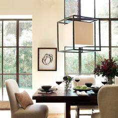 Square Framed Lantern | Williams-Sonoma