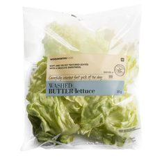 Washed Butter Lettuce 180g Pick And Mix, Lettuce, Butter, Sky, Snacks, Sweet, Food, Heaven, Candy
