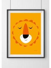 ...Rêvait un lion...