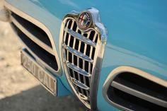 1958 Alfa Romeo Giulietta Veloce Zagato For Sale Grille