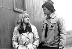 Jana Brejchová a Svatopluk Skopal Muž s orlem a slepicí 1978