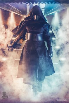 Kylo Ren Arrives by truefd on DeviantArt --COSPLAY