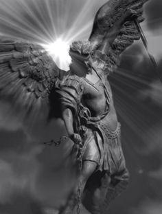 Saint Michael bewerkt
