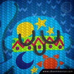 Colors, textures, design ...Chuen!