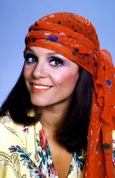 Valerie Harper as Rhoda...love that character and all of her plants!!!
