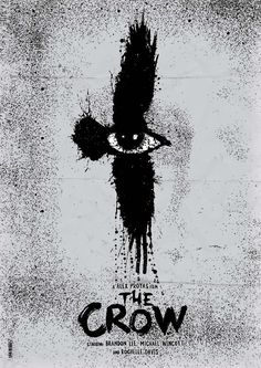The Crow This One will always be where Brandon Lee lost his life...very dark film
