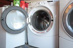 How to Clean a Front Loading Washing Machine With Vinegar