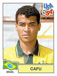 94 CAFU - BRA - FIFA World Cup USA 1994