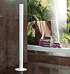 design aluminium floor lamp CLAIR by Menguzzato & Nascimben Caimi Brevetti SpA