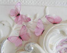 3 Luxury Amazing in Flight Butterflies 3D by MyButterflyLove