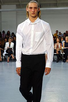 Helmut Lang Spring 2003 Ready-to-Wear - Collection - Gallery - Style.com