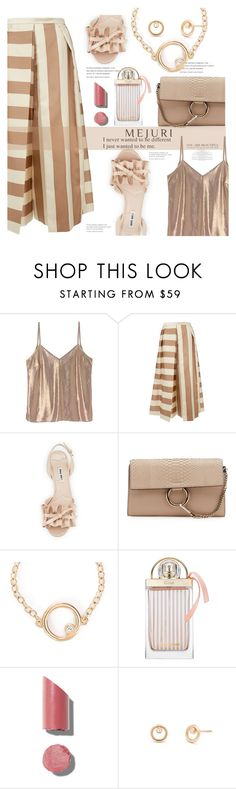 """""""just in nude"""" by nataskaz ❤ liked on Polyvore featuring TIBI, Miu Miu, Chloé, Chanel, contestentry and jenchaexmejuri"""