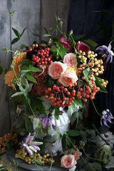 — (со страницы (118) autumn bouquet | The Bouquet...