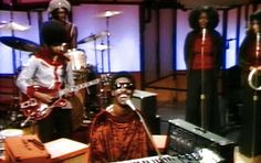 Higher Ground: Transcendent Stevie Wonder PBS TV special from 1972 (SOUL! Series Produced and Hosted by Ellis B. Haizlip!)