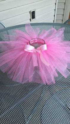 Tutu Mason Jar/ Princess Party/Tutu party/ by DesignsYouDesire Ballerina Birthday Parties, Ballerina Party, Princess Birthday, Princess Party, Girl Birthday, Birthday Ideas, Fiesta Baby Shower, Baby Shower Parties, Baby Shower Themes