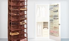Groupon - $ 19.99 for an Over-the-Door Shoe Organizer ($ 49.56 List Price). Multiple Colors Available. Free Shipping and Returns.. Groupon deal price: $19.99