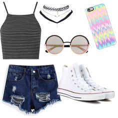 Untitled #69 by alicia-mafli on Polyvore featuring polyvore fashion style Topshop Converse Wet Seal Marc by Marc Jacobs Casetify