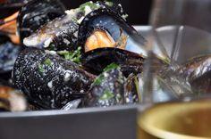 Mussels with Istrian Malvasia