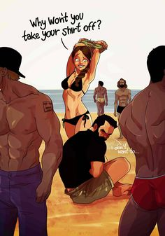 10+ Brilliant Comics Of Married Couples That Will Make Your Day - bemethis