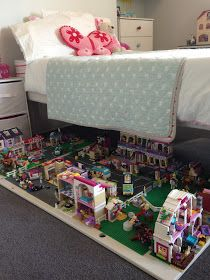 Polly has a lot of keepsakes and memento's that she loves to have around her, so its a busy room but it's a sanctuary she loves and s...