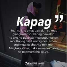 Super birthday greetings for women tagalog ideas Filipino Funny, Filipino Quotes, Pinoy Quotes, Tagalog Love Quotes, Hugot Lines Tagalog Funny, Tagalog Quotes Hugot Funny, Memes Tagalog, Hurt Quotes, Life Quotes