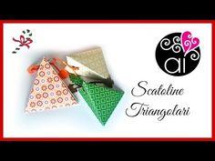 Scatolina triangolare semplice | Tutorial | Senza uso di attrezzature professionali | DIY Easy Box - YouTube