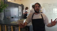WATCH: A Rare Look Inside Noma's Kitchen