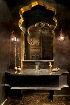 luxury Spectacural Moroccan Style interiors 24 | Glam | decoholic