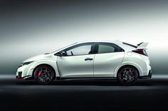 Not only does the 2016 Honda Civic Type R look better in white than it did in that grainy magazine ad photo that leaked out this morning, it also has way more power than we imagined. How does 310 horsepower strike your fancy?