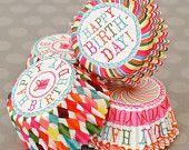 cupcake liners | Cupcake liners | Pinterest | Cupcake Liners, Swirl ...