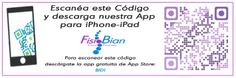 App Iphone FisioBian - Clínica de Fisioterapia y Osteopatía FisioBian