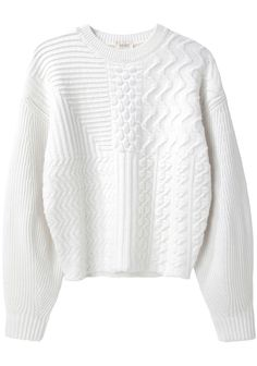 Kenzo / Cable Knit Sweater