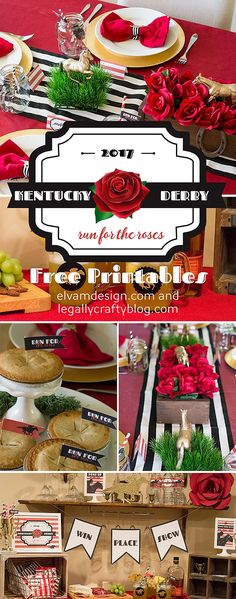59 Trendy ideas for party themes spring kentucky derby Kentucky Derby Fundraiser, Kentucky Derby Food, Kentucky Derby Party Ideas, Derby Dinner, Horse Racing Party, Race Party, Golf Party, Party Party, House Party