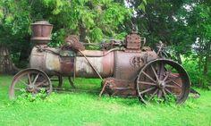 oldsyzran - Паровой трактор, Российская Империя, 1839 год