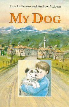 CBCA BOYA 2002 Younger Reader Winner - My Dog