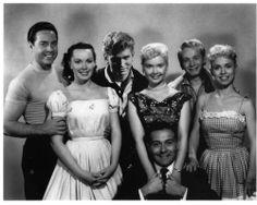 Cast of I was a Teenage Werewolf 1957
